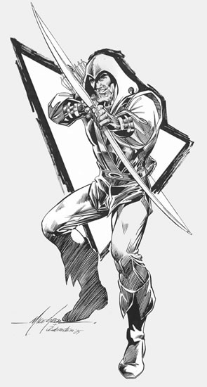 Mike Grell On Jon Sable, Green Arrow , The Warlord, and Beyond