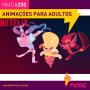 Artwork for NMC #250 - Animações para adultos