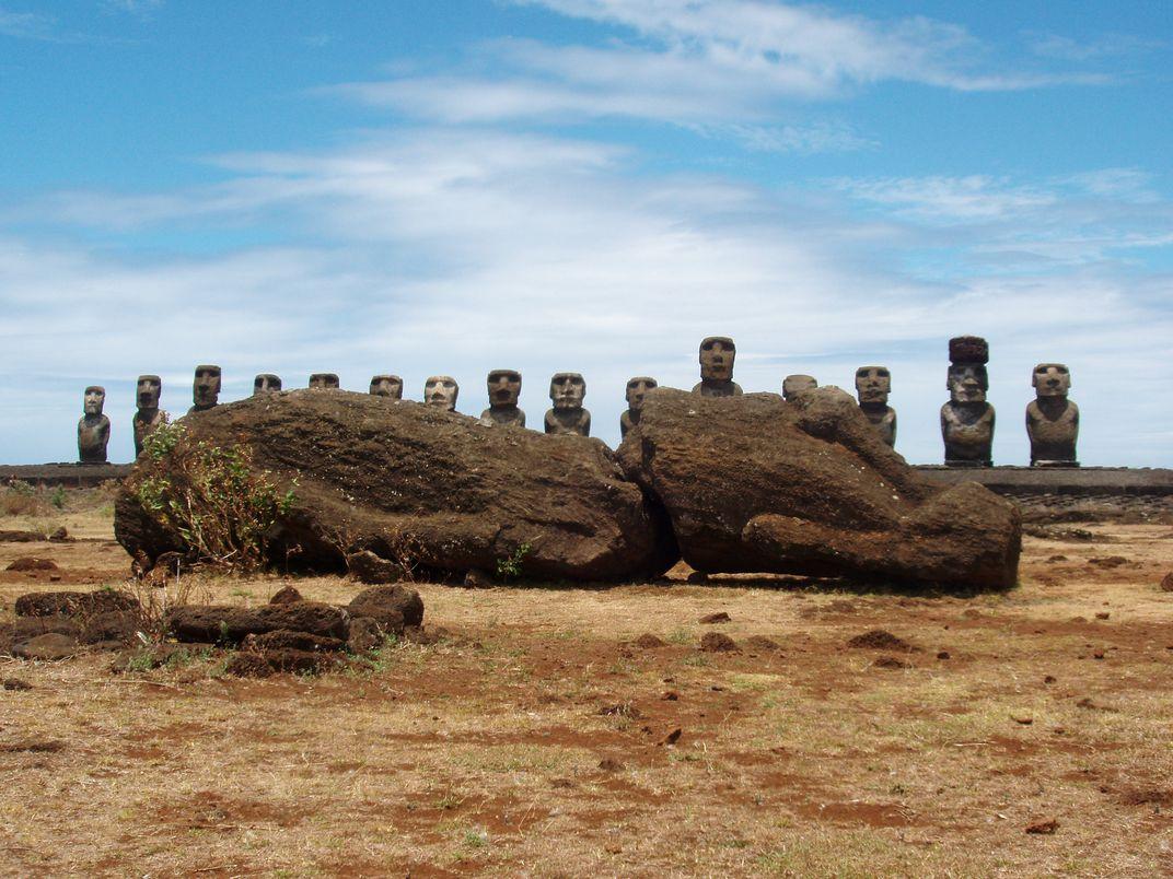 Easter Island Apocalypse