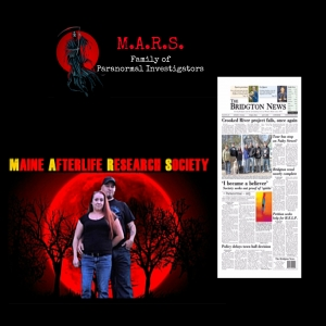 S2 Episode 90: Interview with M.A.R.S | Ghost Stories | Hauntings | Paranormal and The Supernatural