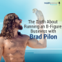 Artwork for 22 - The Truth About Running an 8-Figure Business with Brad Pilon