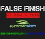 "Artwork for False Finish #18: ""The One Where We Watch Summerslam '05"""