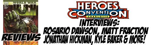 Episode 94 - Heroes Con Recap