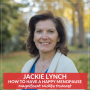 Artwork for 62 How to have a happy menopause with Jackie Lynch