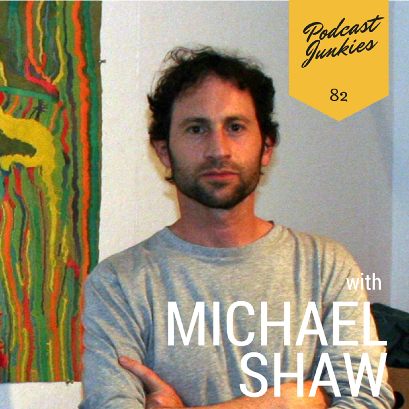 082 Michael Shaw | Building an Authentic Voice and Following