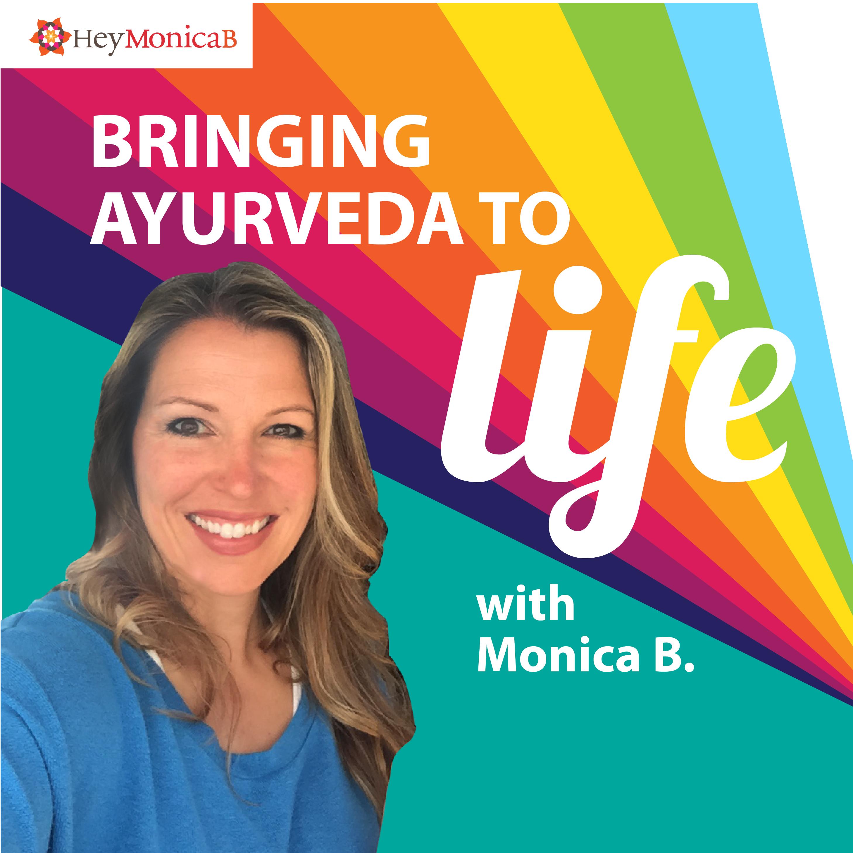 Bringing Ayurveda to Life show art