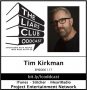 Artwork for The Liars Club Oddcast # 117 | Tim Kirkman, Emmy Nominated Screenwriter and Director