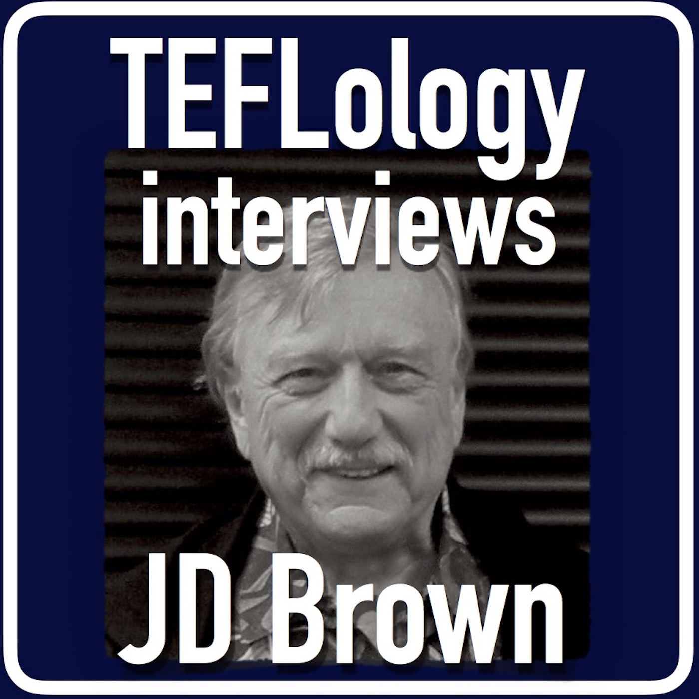 TEFL Interviews 27: JD Brown (Live at JALT 2016)
