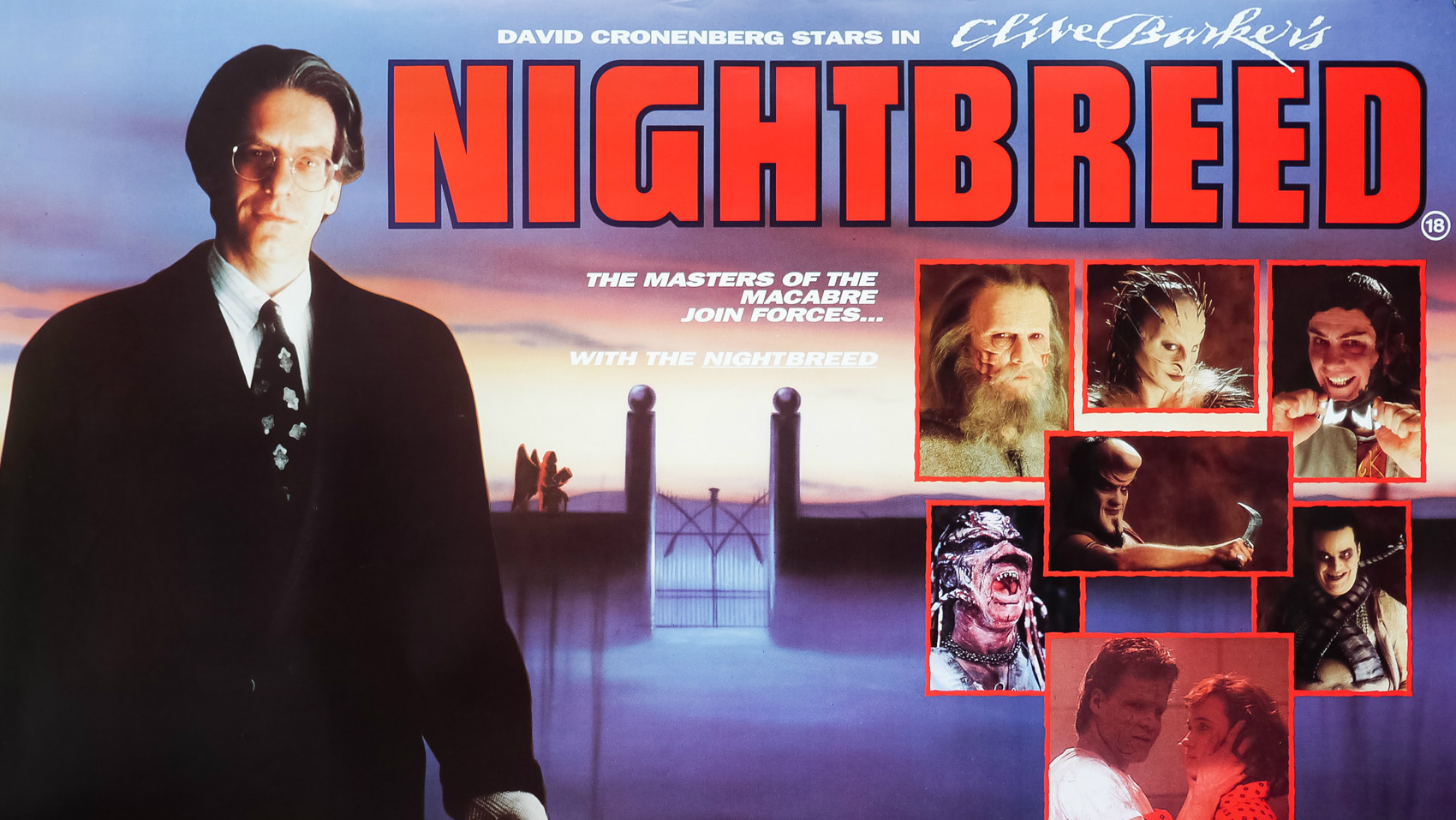 ISTYA Nightbreed movie review