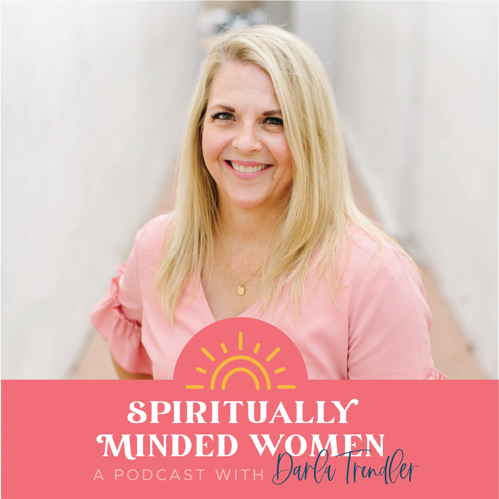 Spiritually Minded Women Podcast show art