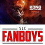 Artwork for KONG: SKULL ISLAND - A SyFy Channel movie with A-listers