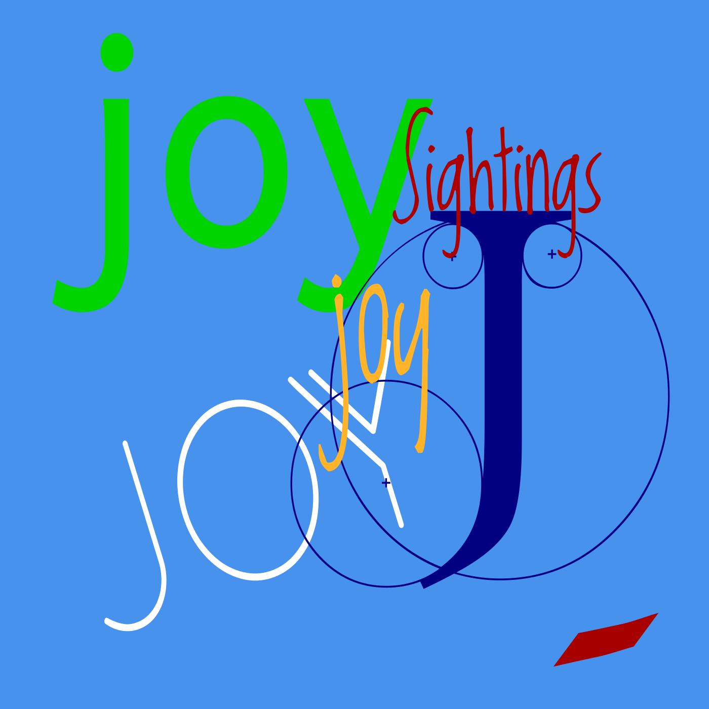 joysightings show art