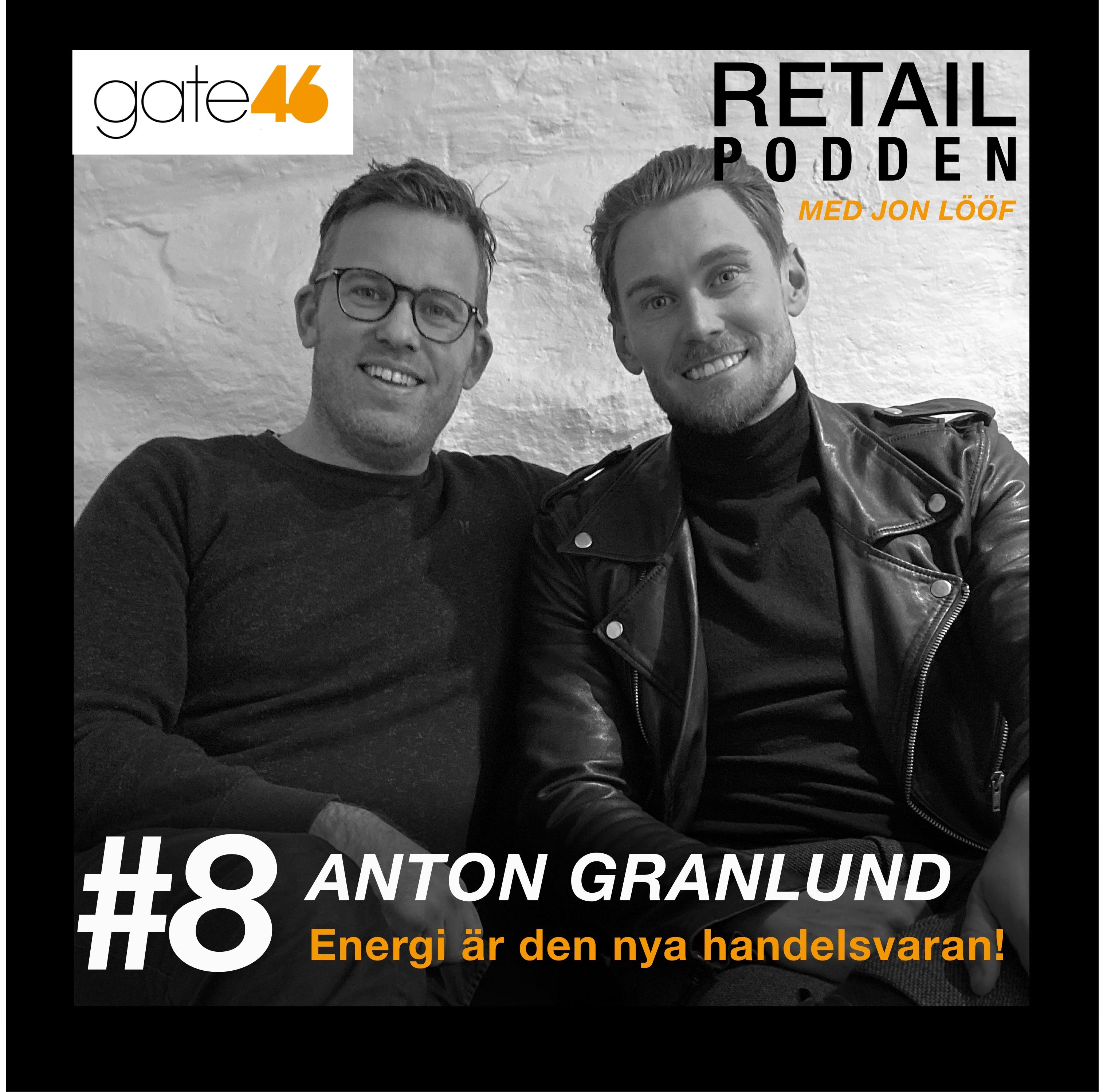 8. Anton Granlund - Energi är den nya handelsvaran!