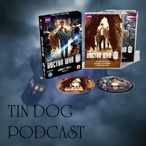 TDP 279: Doctor Who Series 7a DVD release