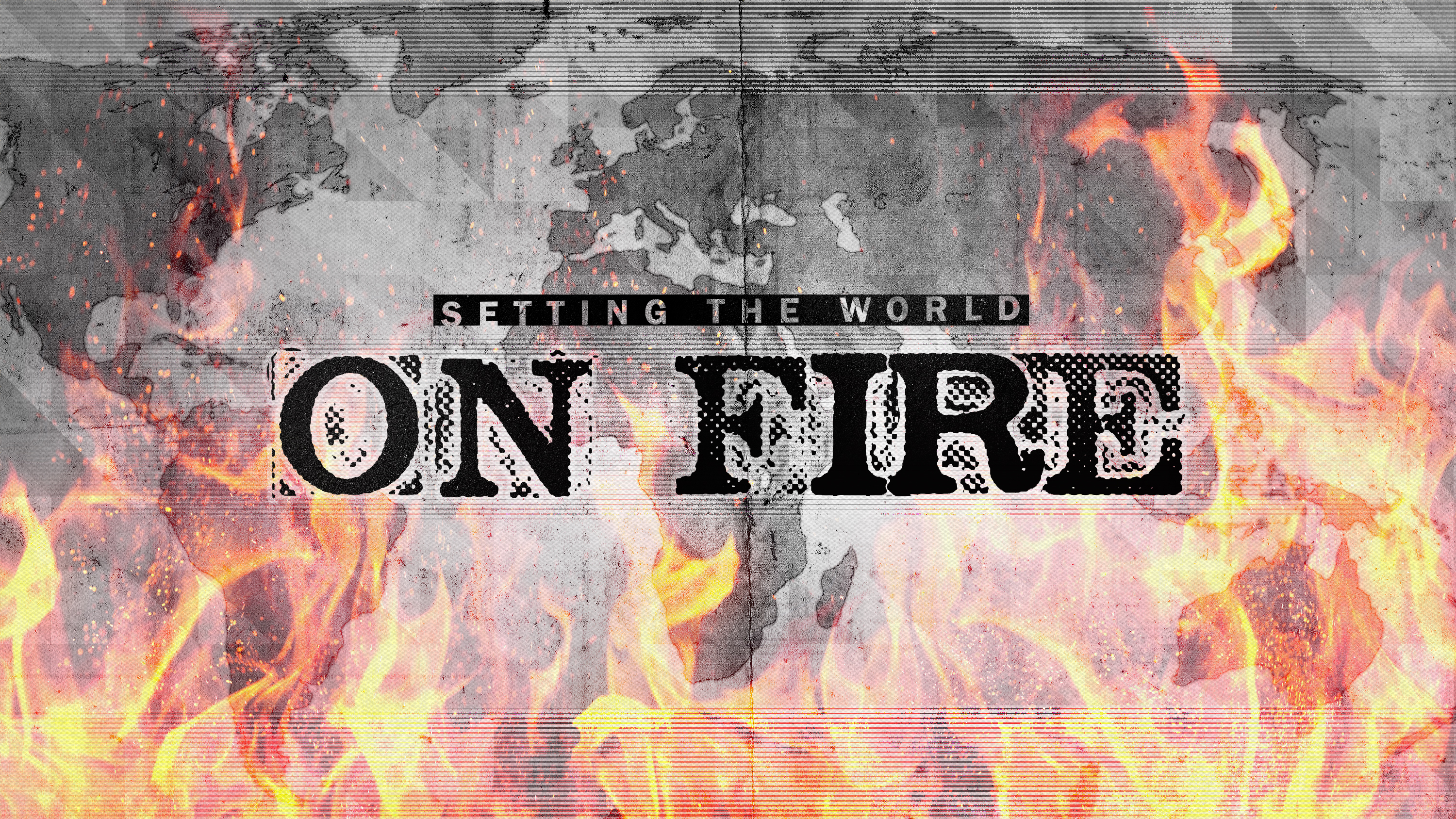 Artwork for Setting The World On Fire: Standing Between the Dead and the Living Part 2 3-8-15