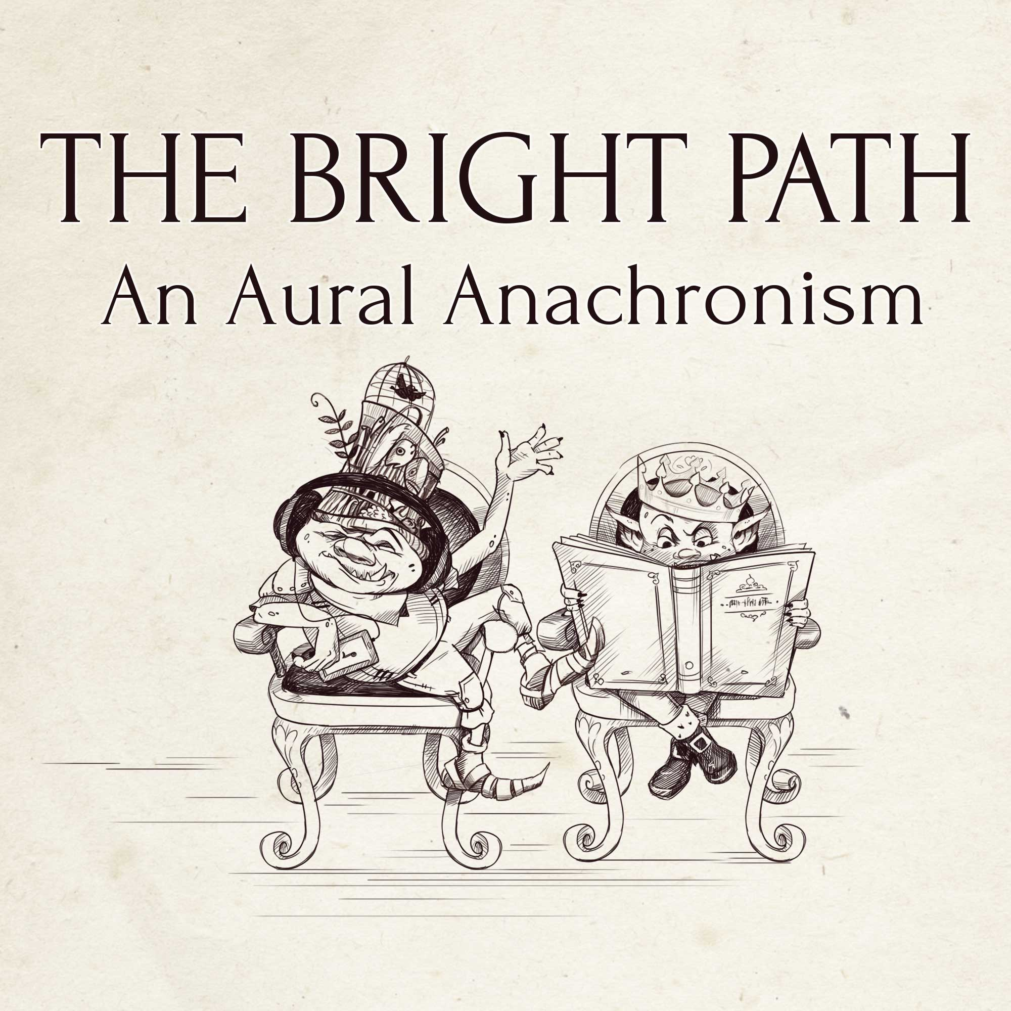 The Bright Path Podcast show art