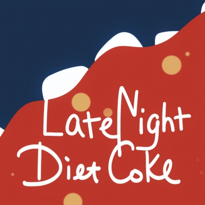 Late Night Diet Coke show image