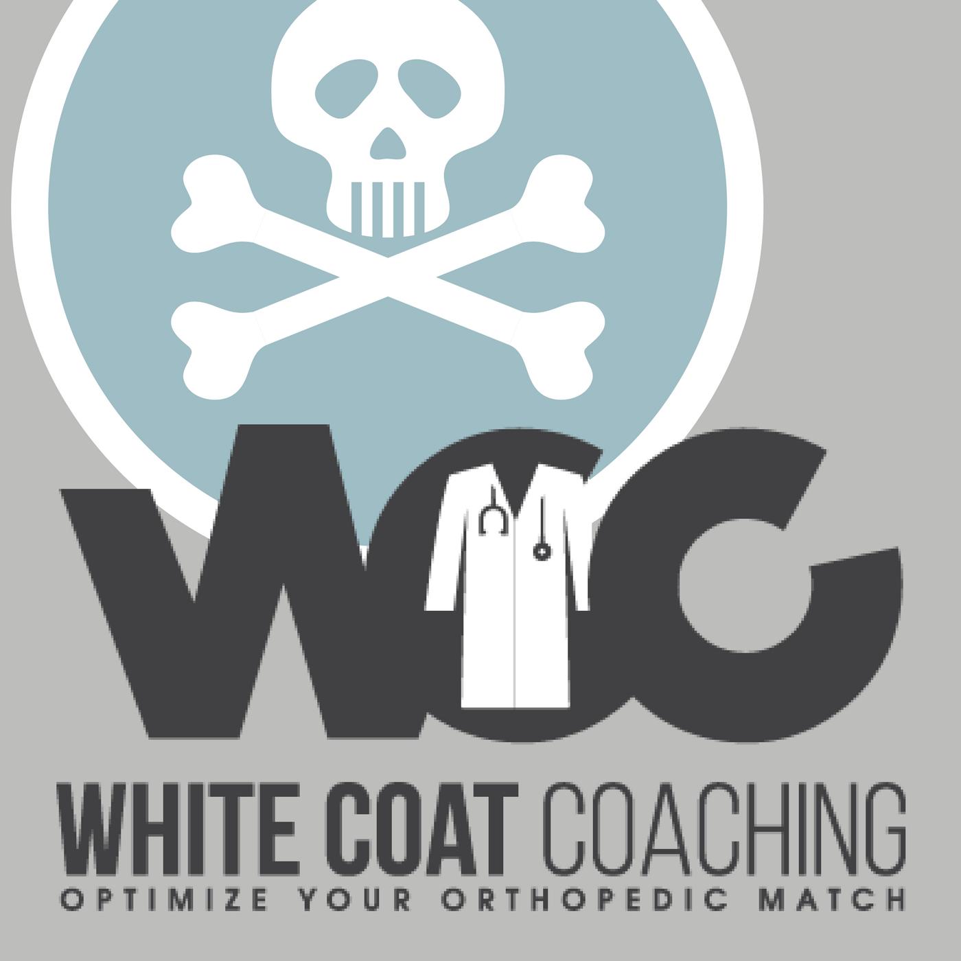 White Coat Coaching | The Orthopedic Podcast podcast show image