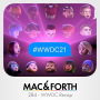 Artwork for The Mac & Forth Show 284 - WWDC Recap
