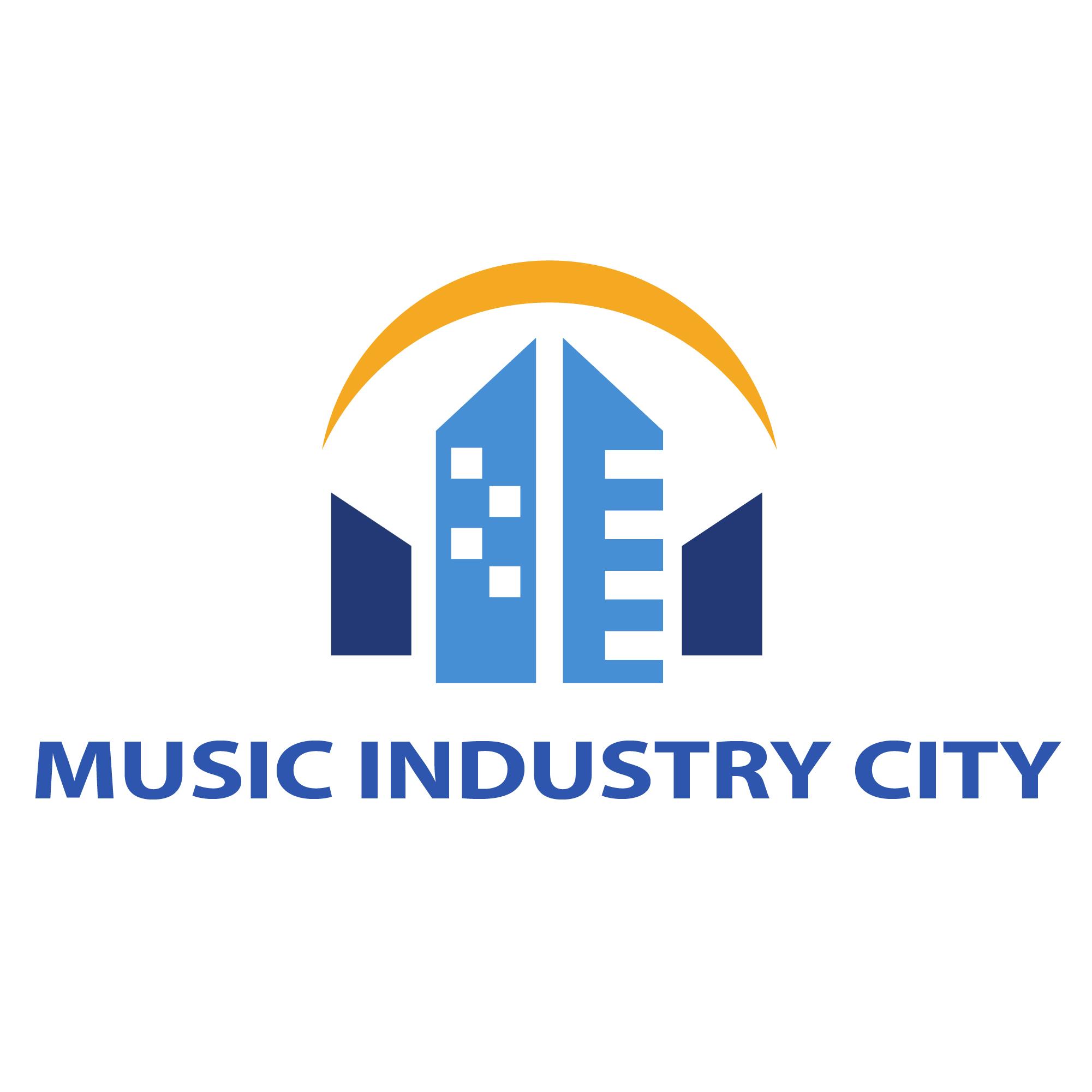 Music Industry City show art