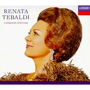 Renata Tebaldi's Farewell at La SCala, 1976