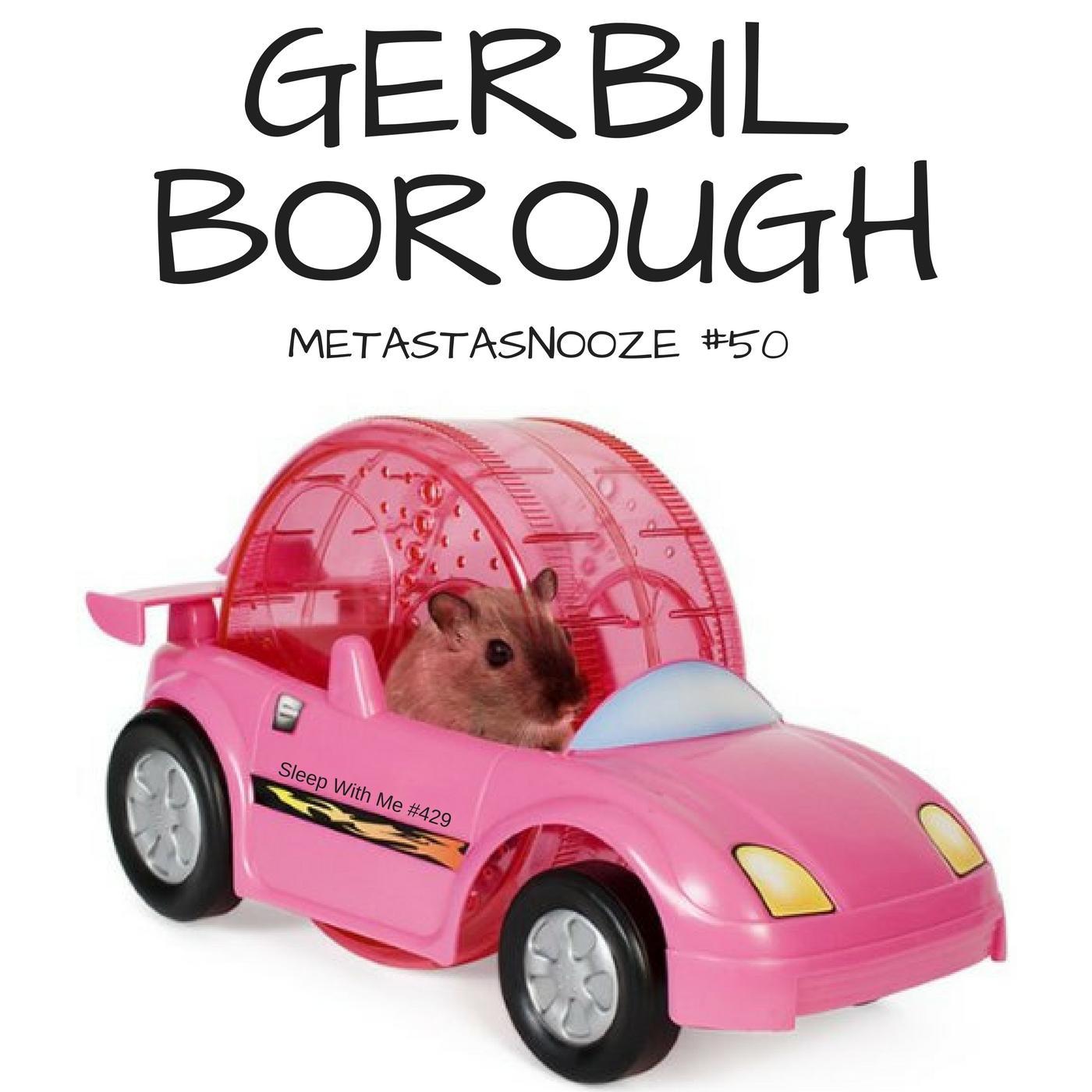 Gerbil Borough | Metastasnooze #50 | Sleep With Me #429
