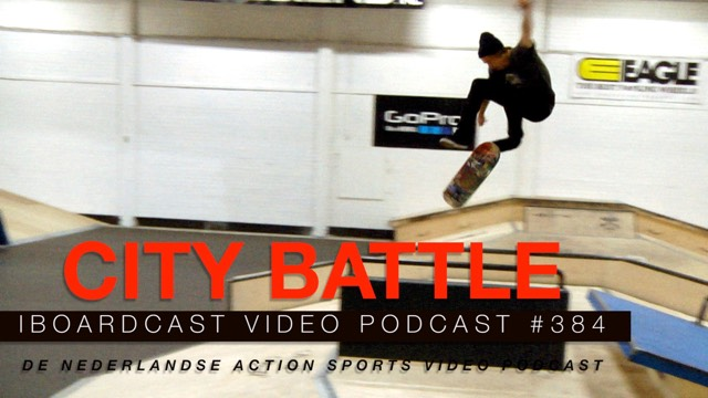 Artwork for City Battle Skateland Rotterdam - iboardcast:384