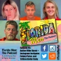 "Artwork for E095 - ""Florida Man"" Author Mike Baron PLUS Instagram Instigator, Felony Purse, and Trillion Dollar Baby"