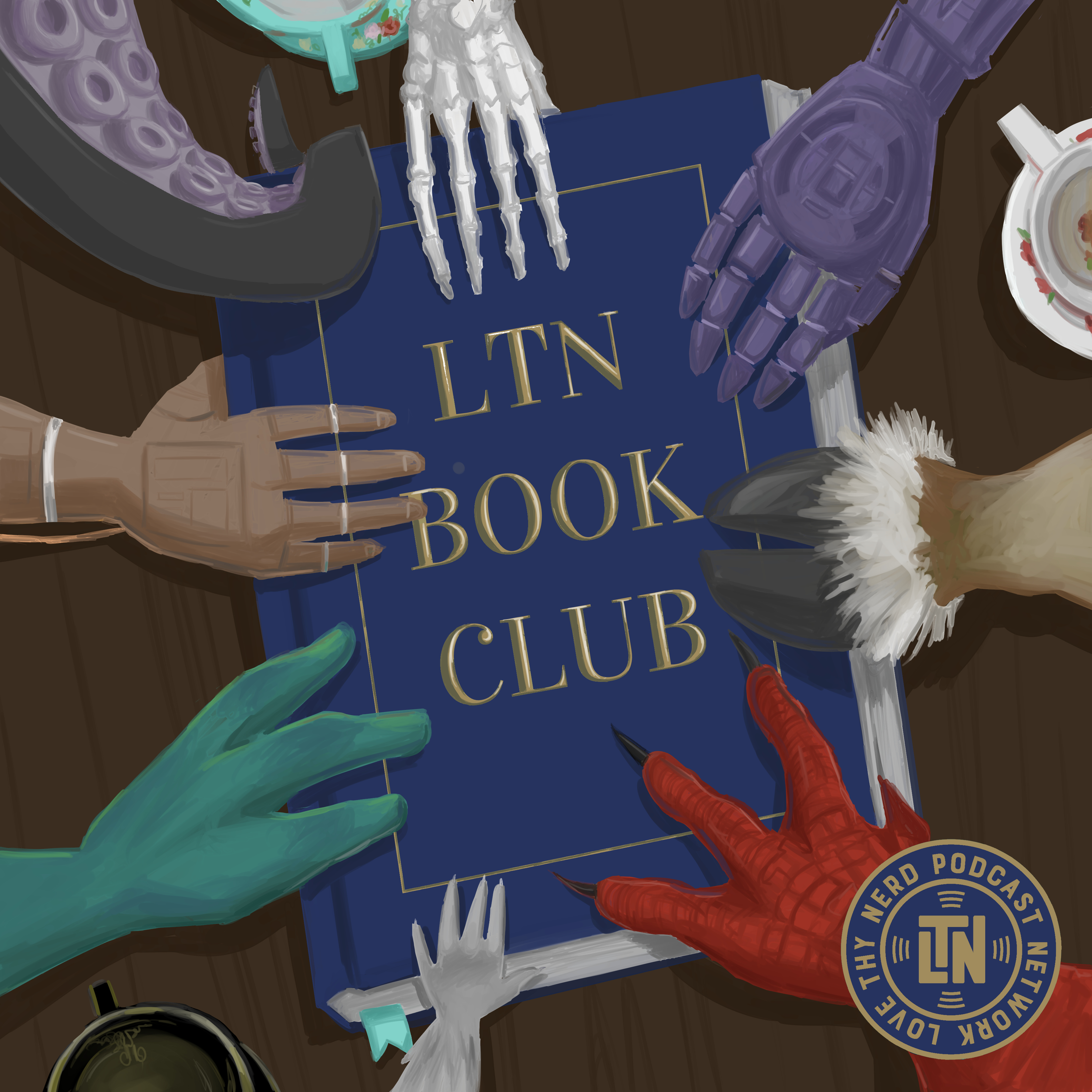 LTN Book Club