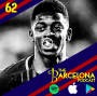 Artwork for Will Dembele recover from his terrible start at Barcelona? Adil @Barca19Stats, Cillessen, Aleñà, Chelsea Preview [TBPod62]