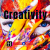 Creativity show art