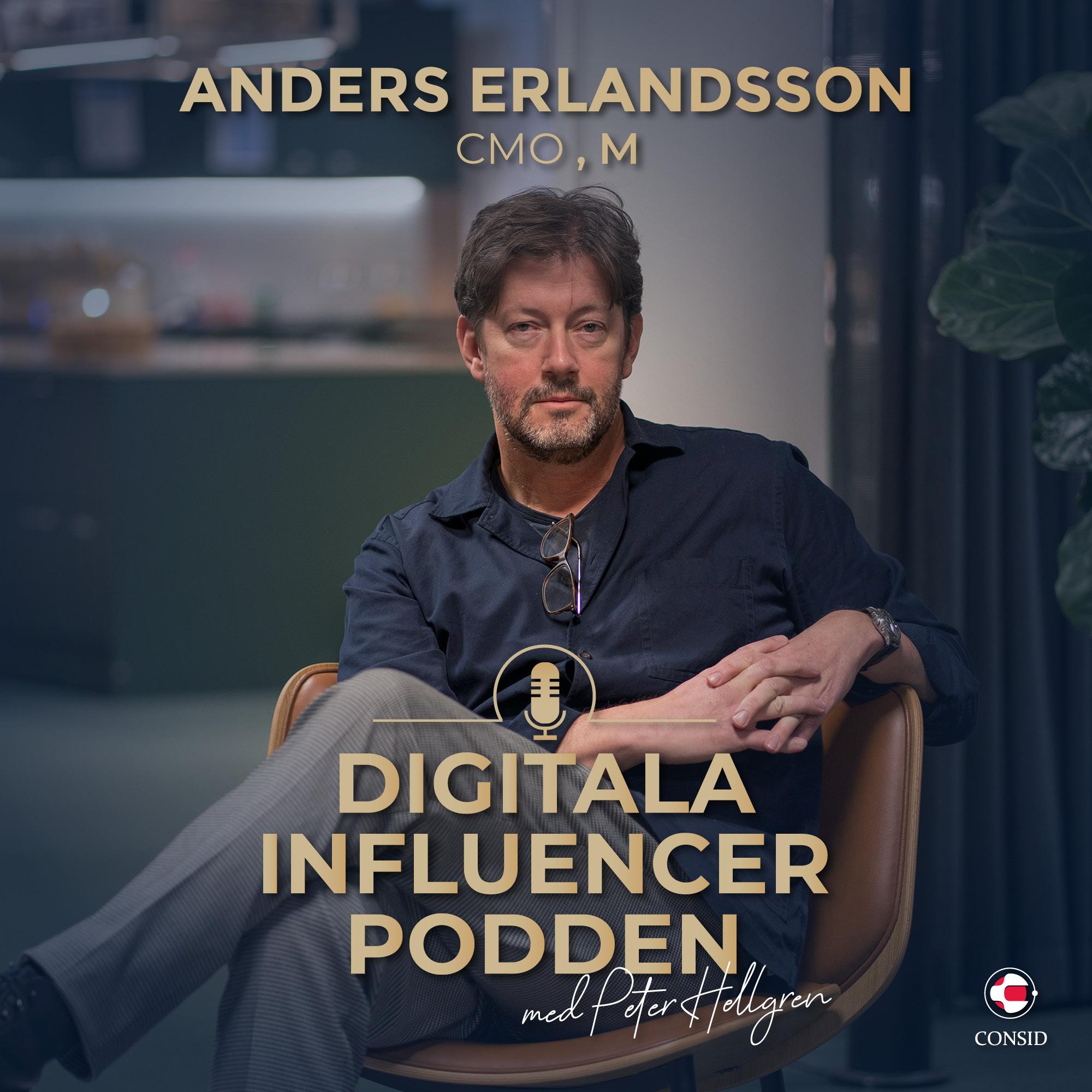 Framtidens smarta bildelningstjänster   Anders Erlandsson, M