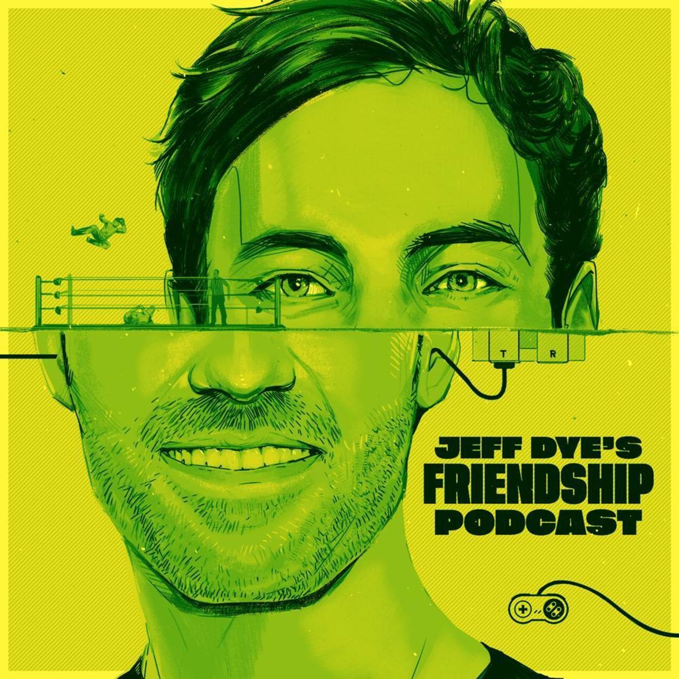 Artwork for 38 - Jeff Dye's Friendship with Ryan Stout, Aaron Michael Marsh and Tony Reavis