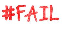 Artwork for #FAIL - The Mark of Failure