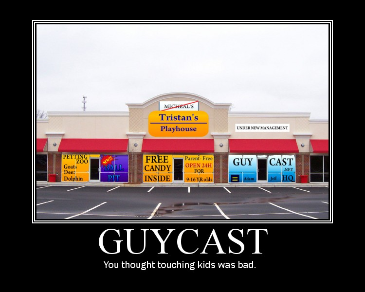 GuyCast - 226 - Alchohol is My Antidrug