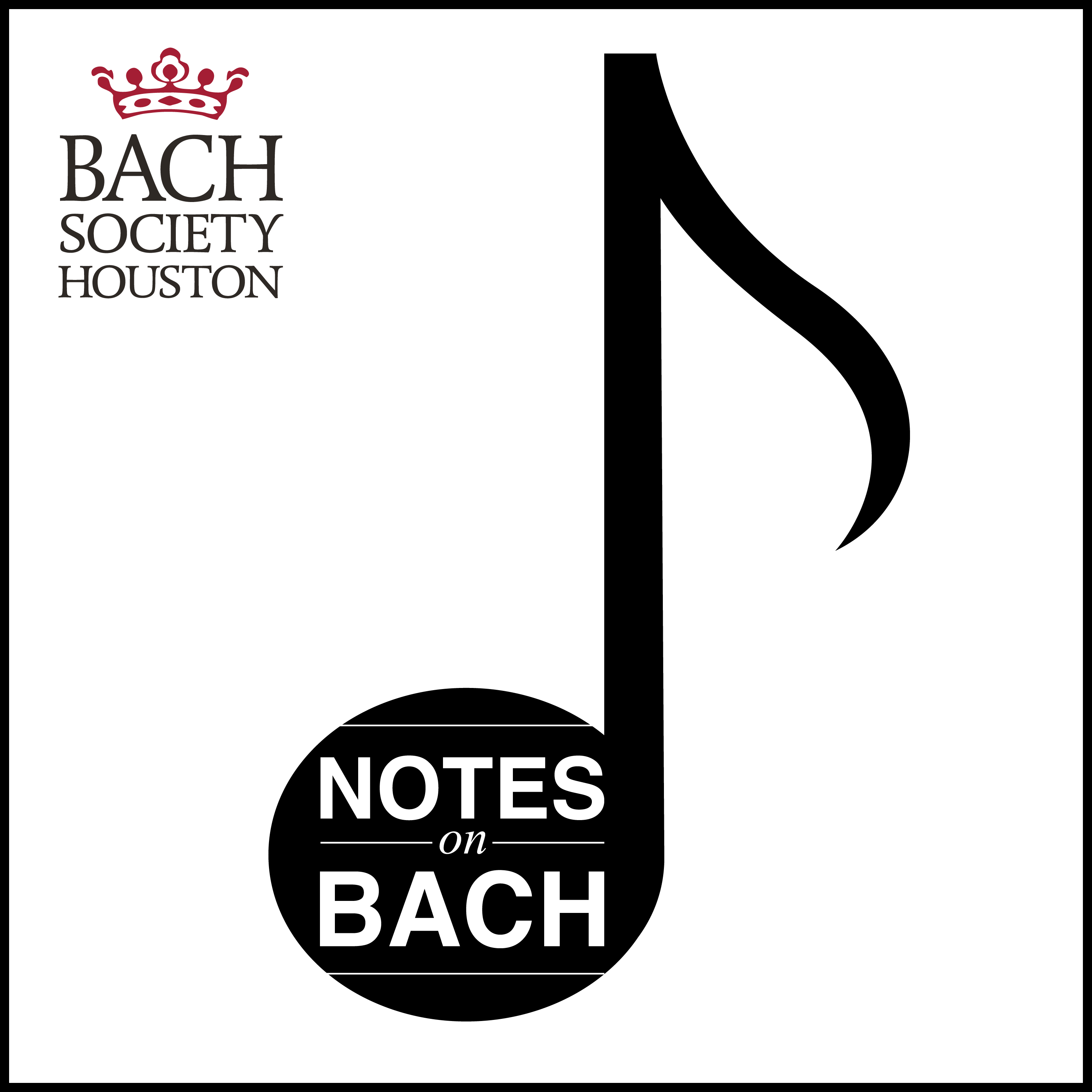 Notes on Bach show art