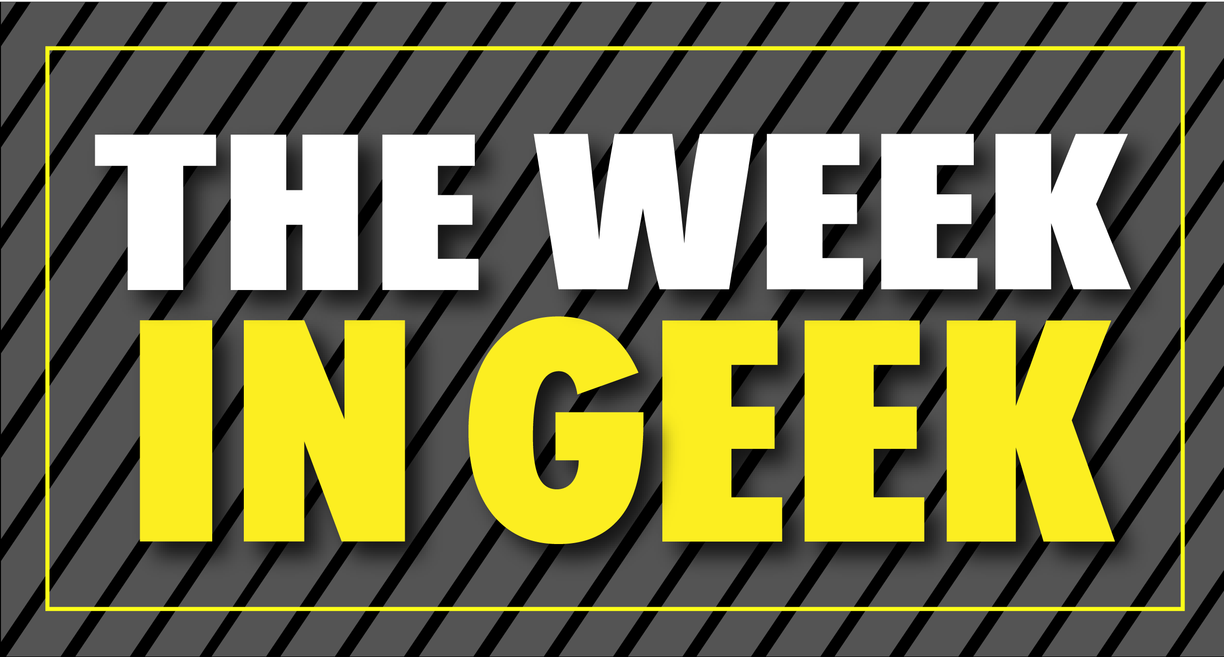 Artwork for 4.8 - The Week in Geek - Gone To the Dugongs
