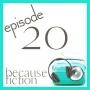 Artwork for Episode 20: Chatting Austen & Cozies with Barbara Cornthwaite