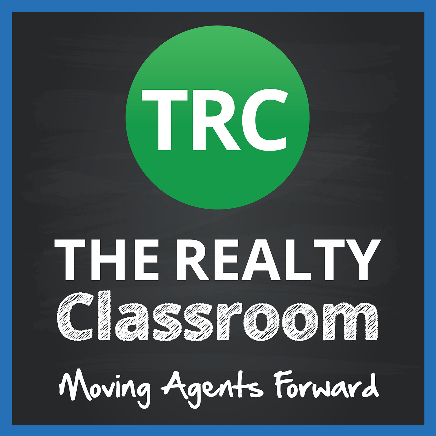 The Realty Classroom Podcast by Danny Griffin show art
