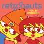 Artwork for Retronauts Vol. III Episode 17: Parappa the Rapper Series