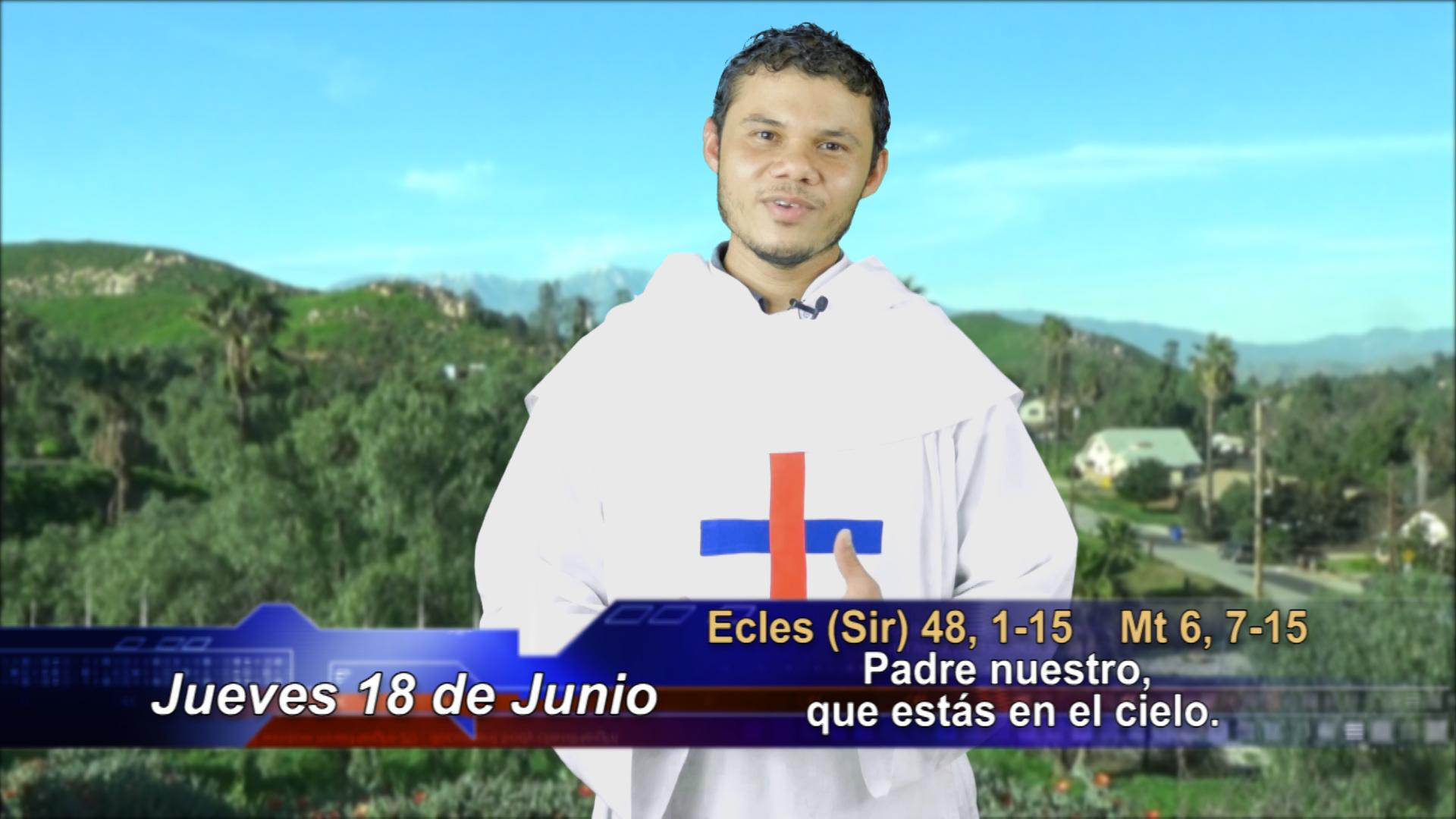 Artwork for Dios te Habla con Oscar Yances: Tema de hoy:  Padre nuestro, que estás en el cielo.