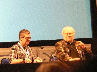 Tim's Take On: Episode 108(Colin Baker at SFX Weekender 3)