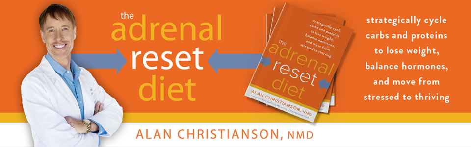 054: Alan Christianson - The Adrenal Reset Diet