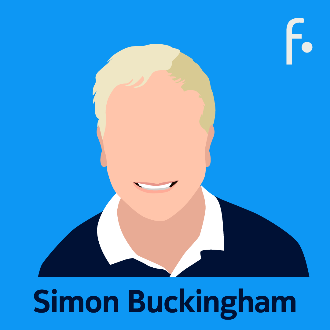The next killer 5G app with Simon Buckingham
