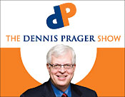 Artwork for Show 1304 Dennis Prager-Fidel and the High Life and book- End of Discussion