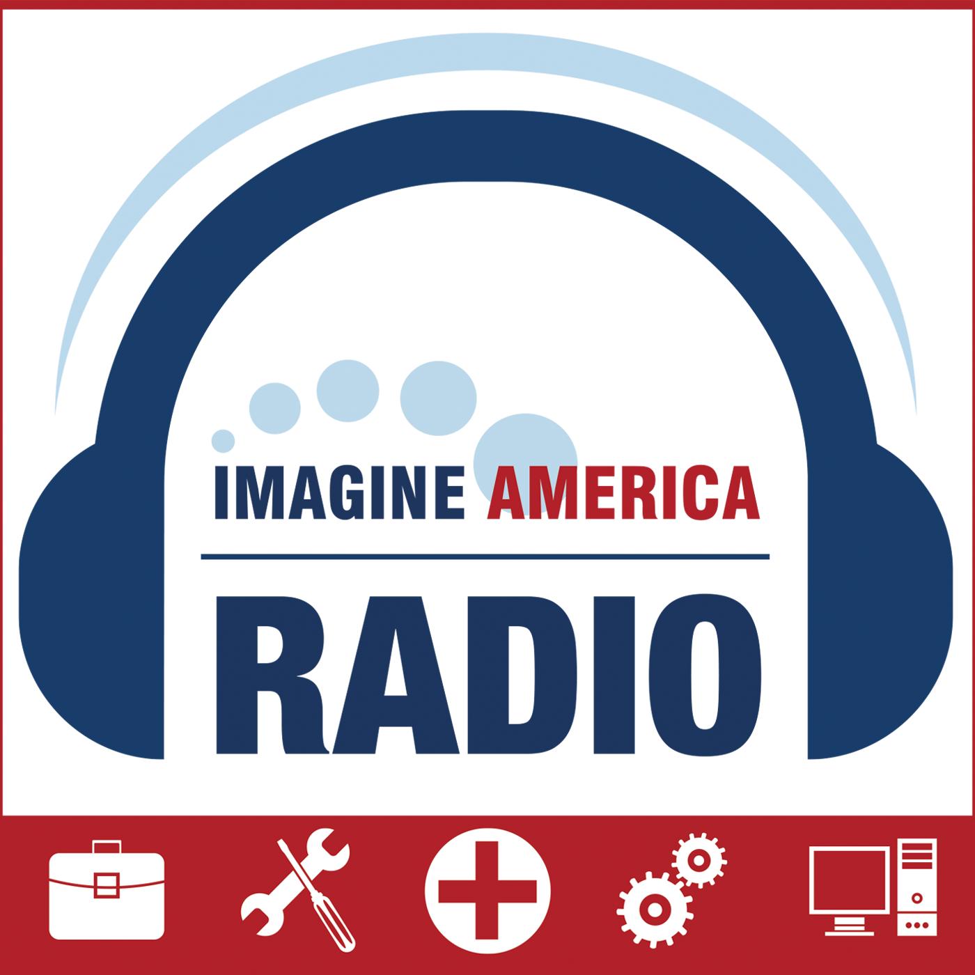 Imagine America Radio show art