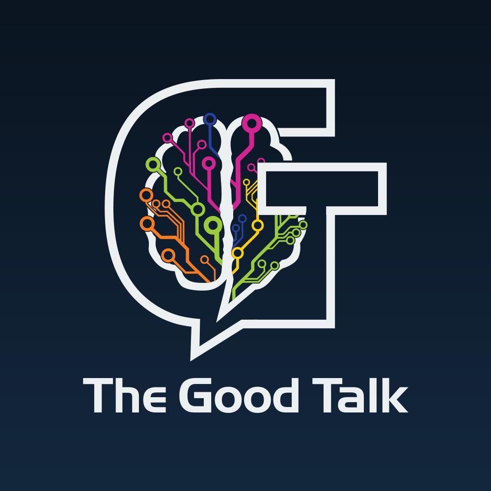 The Good Talk Network show art