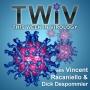 Artwork for TWiV #5 - Herpesviruses