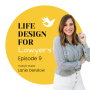 Artwork for S1E9: Lanie Denslow- Author   Founder   World Wise Intercultural Training Expert on International Business Etiquette