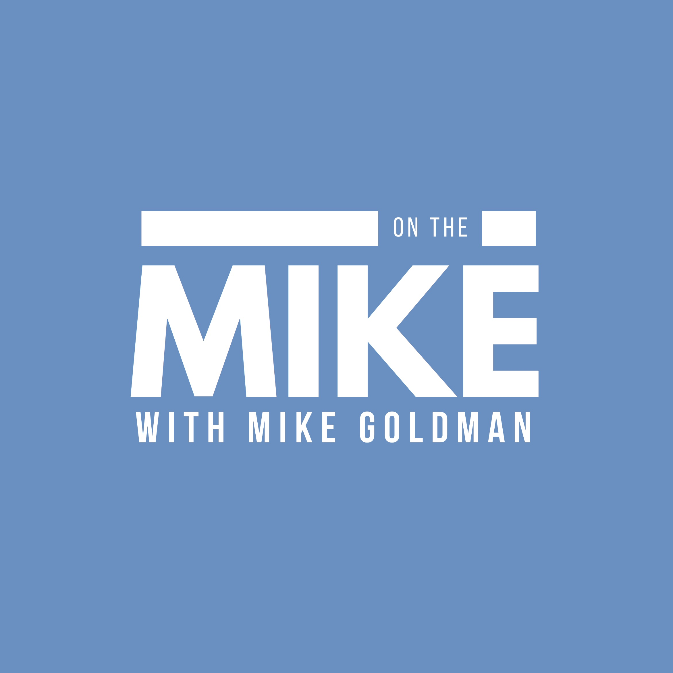 On The Mike show art
